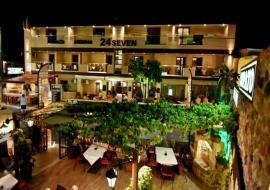 Kréta Malia utazás 24 Seven Boutique Hotel