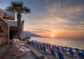 Kréta Malia utazás Aeolos Beach Resort