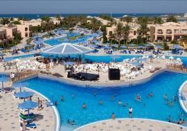 Hurghada utazás Ali Baba Palace