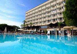 Alanya utazás Anitas Beach Hotel
