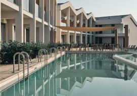 Zakynthos Tsilivi utazás Aqua Bay Suites