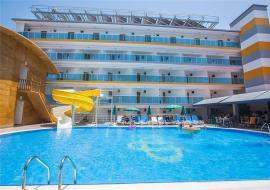 Alanya utazás Arsi Enfi City Beach Hotel