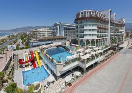 Alanya utazás Asia Beach Resort & Spa
