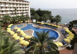 Alanya utazás Aska Bay View Resort Hotel