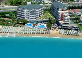 Alanya utazás Aska Just In Beach Hotel