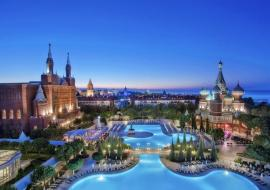 Antalya utazás Asteria Kremlin Palace (ex. Pgs)