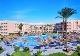 Hurghada utazás Beach Albatros Resort