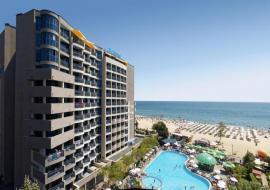 Napospart utazás Bellevue Hotel