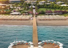 Belek utazás Calista Luxury Resort