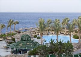 Sharm El-Sheikh utazás Coral Beach Tiran