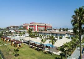 Belek utazás Crystal Boutique Beach Resort