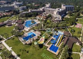 Belek utazás Crystal Tat Beach Golf Resort & Spa