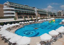 Belek utazás Crystal Waterworld Resort & Spa