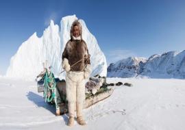 Eszkimók Között Grönland Hómezőin körutazás