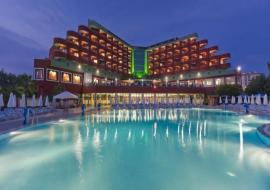 Alanya utazás Delphin Deluxe Hotel