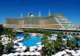 Antalya utazás Delphin Imperial