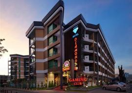 Napospart utazás Diamond Hotel