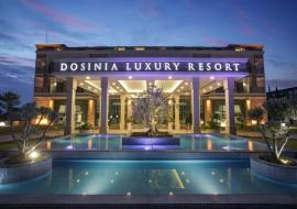 Kemer utazás Dosinia Luxury Resort