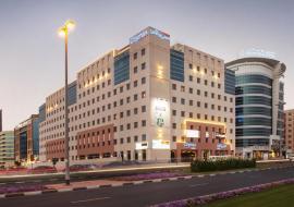 Dubai utazás Citymax Hotel Bur Dubai