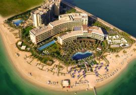 Dubai utazás Rixos The Palm Hotel