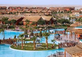 Akciós utazás Jungle Aqua Park Hurghada EUR ár