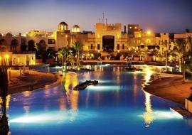 Marsa Alam utazás The Palace Port Ghalib