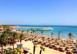 Akciós utak Hurghada Giftun Azur