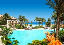 Hurghada utazás Makadi Spa Hotel