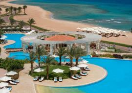 Hurghada Sahl Hasheesh utazás Baron Palace