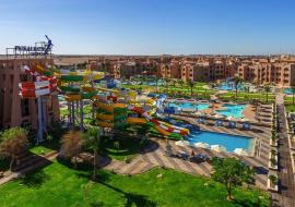 Hurghada utazás Albatros Aqua Park