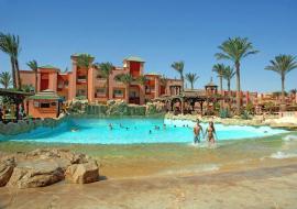 Hurghada utazás Pickalbatros Sea World Resort ex.: Aqua Blu Resort