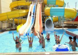 Hurghada utazás King Tut Aqua Park Resort