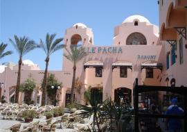 Akciós utak Hurghada Le Pacha Resort Hurghada