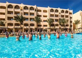 Hurghada utazás Nubia Aqua Beach Resort