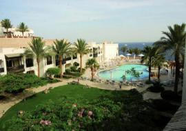 Sharm El-Sheikh utazás Sharm Plaza