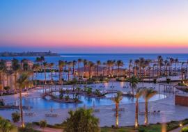 Makadi Bay utazás Cleopatra Luxury Resort