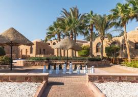 Marsa Alam Al-Quseir utazás Mövenpick Resort El Quseir