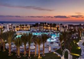 Marsa Alam utazás Hilton Nubian Resort