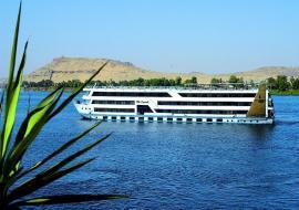 Nílusi hajóutak utazás Hatsepsut Hajóút 5*