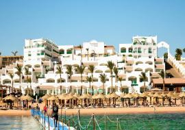 Sharm El Sheikh Naama Bay utazás Coral Beach Resort Montazah