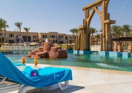Sharm El Sheikh Nabq utazás Rixos Seagate Sharm