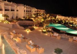 Sharm El-Sheikh utazás Albatros Palace
