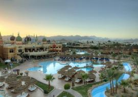 Sharm El Sheikh utazás Aqua Blu Hotel