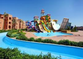 Sharm El-Sheikh utazás Charmillion Club Aqua Park