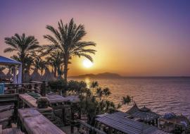 Sharm El-Sheikh utazás Maritim Jolie Ville Golf Resort