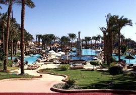 Sharm El-Sheikh utazás Rixos Seagate