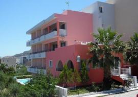 Karpathos Pigadia utazás Ladis Apartmanház