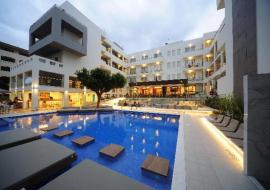 Kréta Rethymnon utazás Hotel Atrium Ambiance