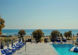 Zakynthos Laganas utazás Hotel Andreolas Beach