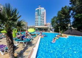 Napospart utazás Grand Hotel Sunny Beach